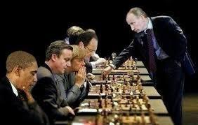 Putin grootmeester